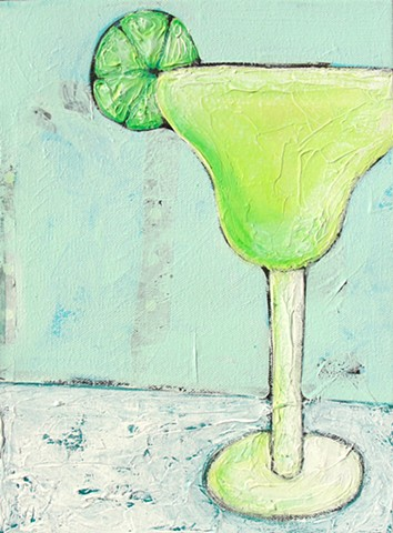 margarita painting by tracy yarbrough