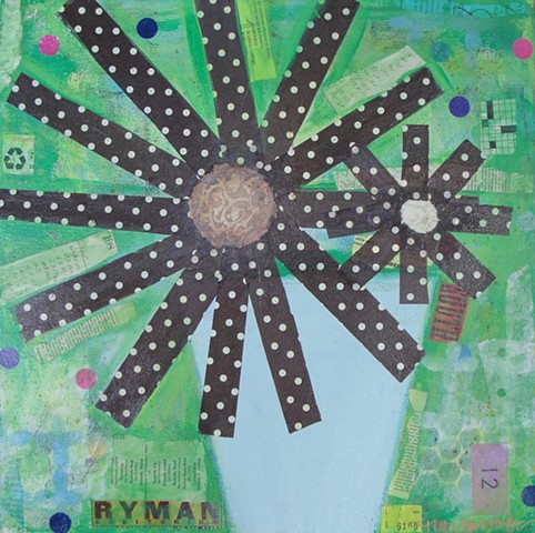 remain nashville acrylic painting on canvas by tracy yarbrough