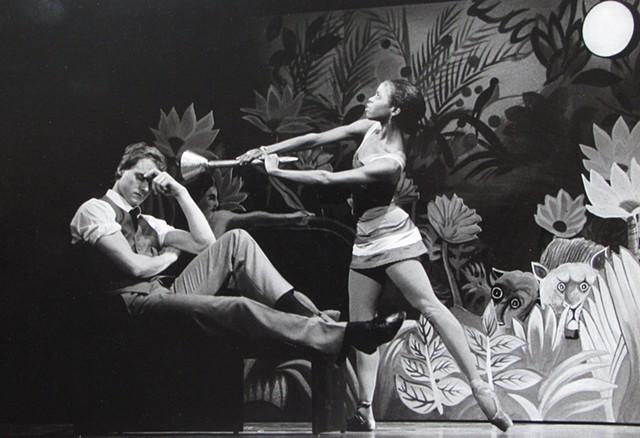 NYC Ballet huck Snyder