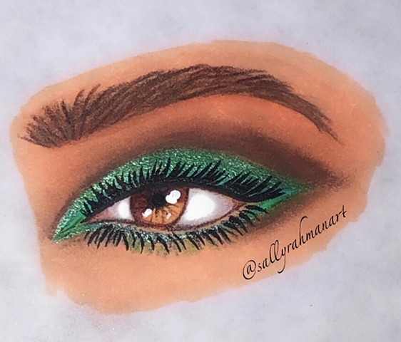 """Green Eyes"""