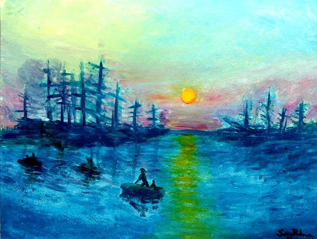 """""""Expression Sunrise"""""""