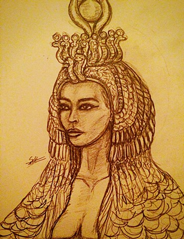 """Queen of the Nile"""