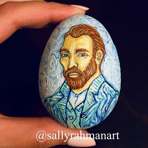 "Van Gogh's ""Self Portrait"""