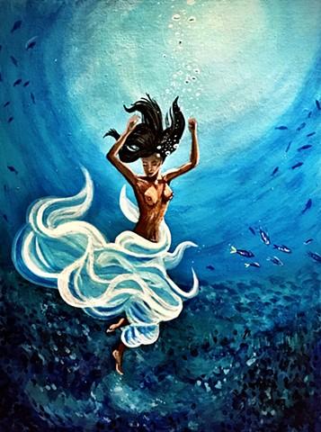 """""""Sea Nymph"""""""