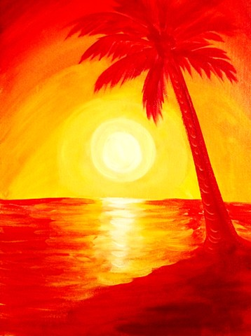 """""""Red Paradise"""""""