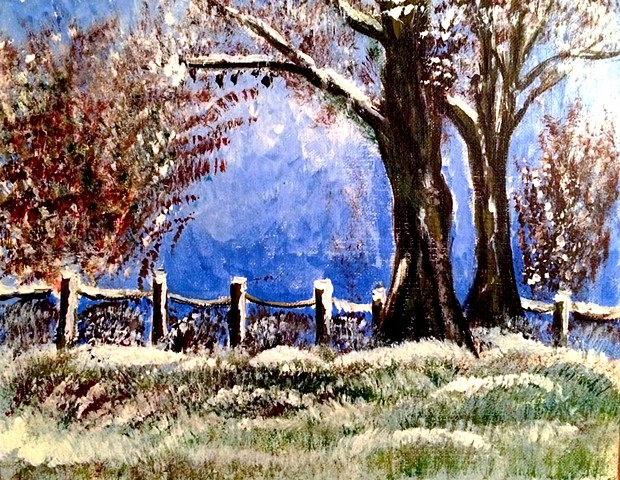 """""""The first snow"""""""