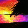 """Sunset at Sea"""