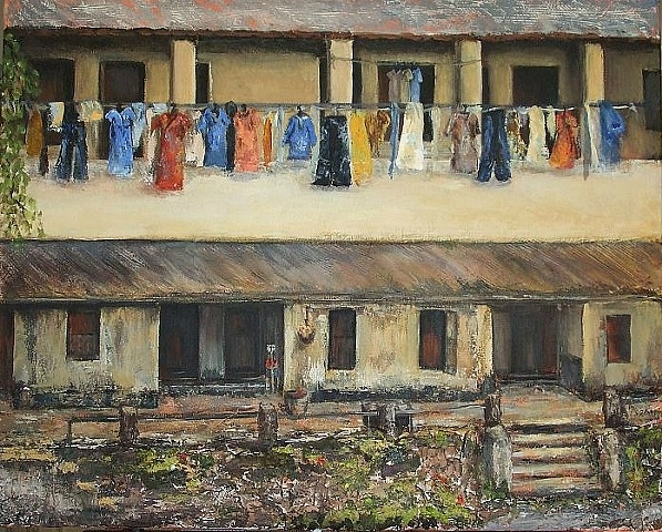 """""""Laundry Day in China"""""""
