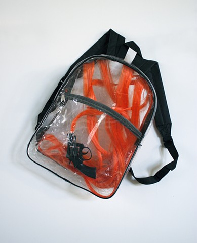 Clear Security, Safety Orange