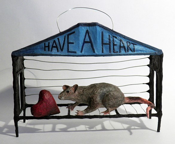 Reliquary for a Rat Family