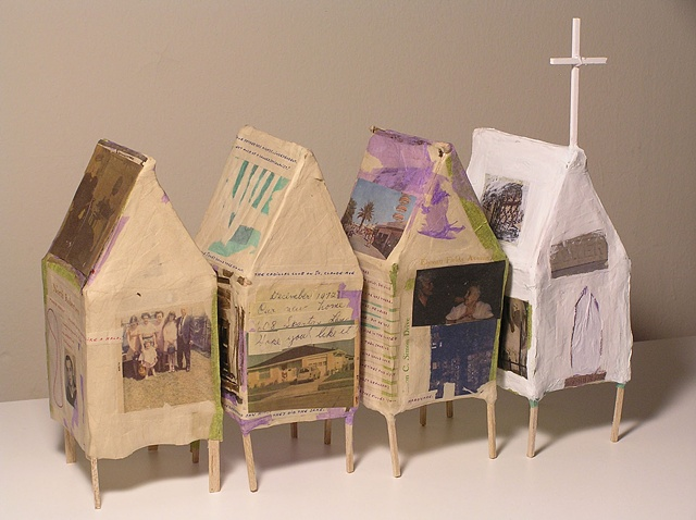 Reliquaries: Four Houses of New Orleans Memory