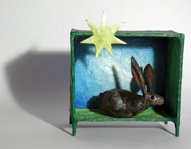Reliquary for a Rabbit at Mary's City of David