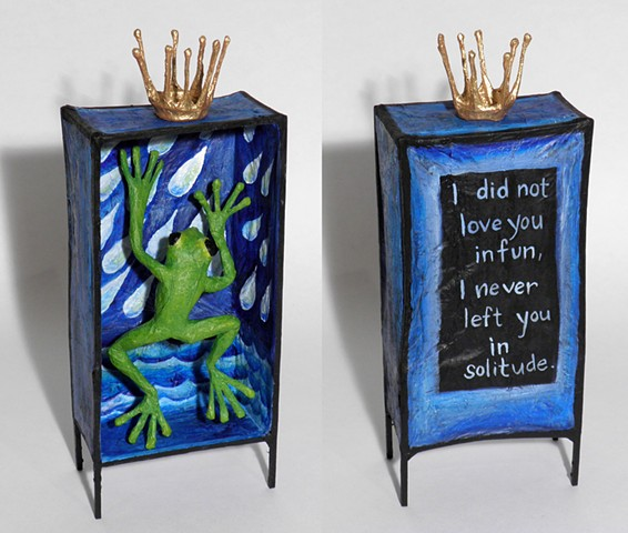 Reliquary for a Frog Prince