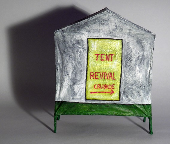 Reliquary for Chairs on Fikes Road, Reverse