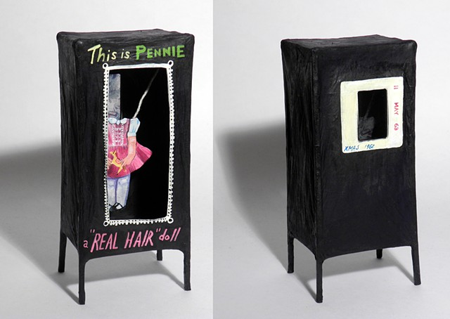 Reliquary for a Pennie Doll