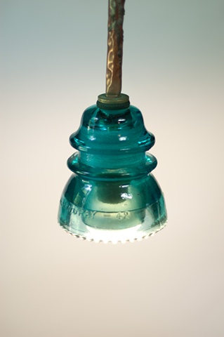Insulator Pendant: No. 9