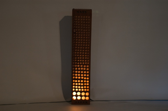 Box Lamp: No. 5
