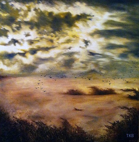 Into the Wilderness (SOLD)