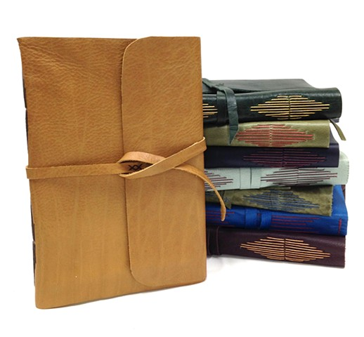 Soft Cover Longstitch Bindings 1