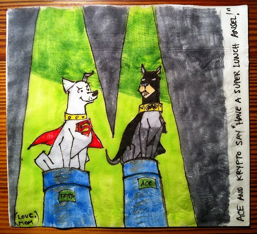 Super Dogs (Krypto)