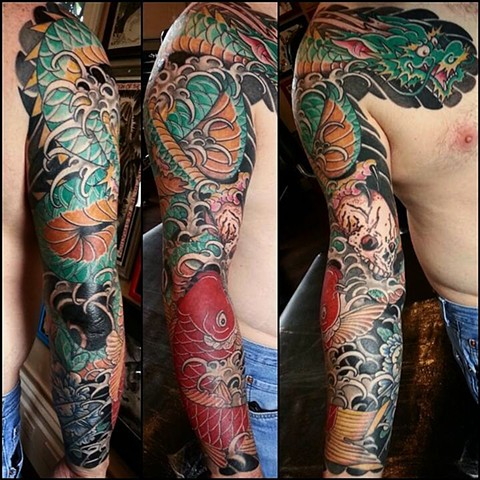 rob junod tattoo japanese sacramento the american tradition