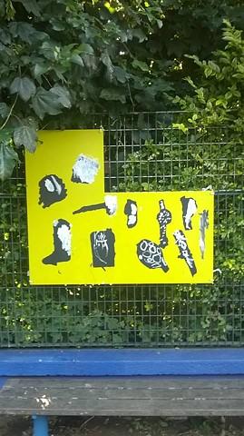 Workshop en maternelle Panneaux graphiques Ecole du Boccage Nantes