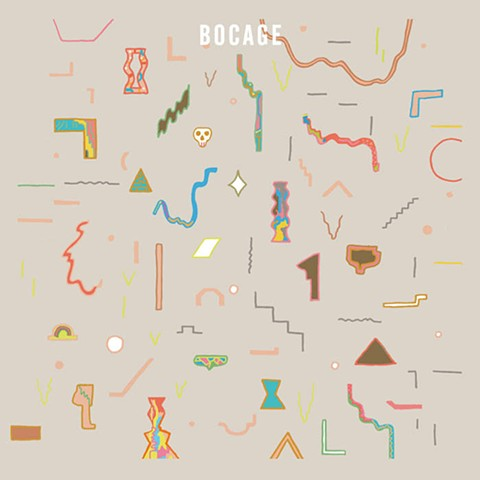 Bocage artwork cover