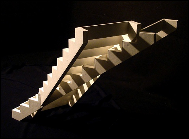 Coped Staircase