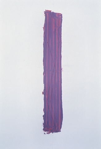 Purple Column with Magic Lines 2/3