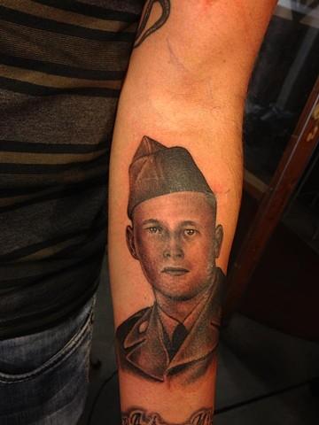 Soldier portrai2