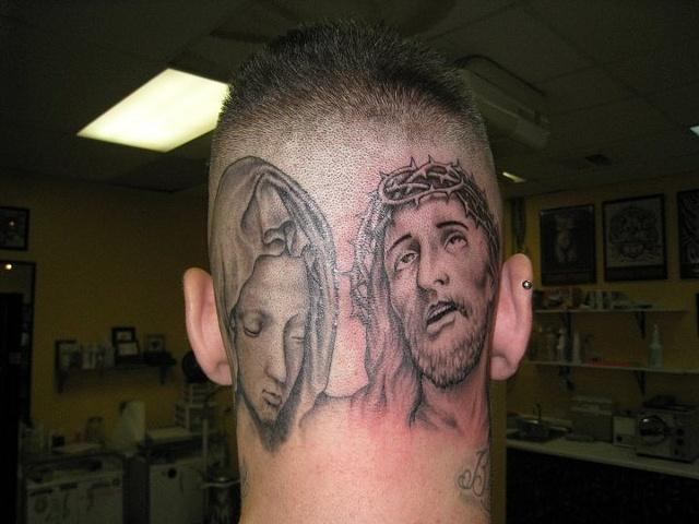 Jesus/Mary