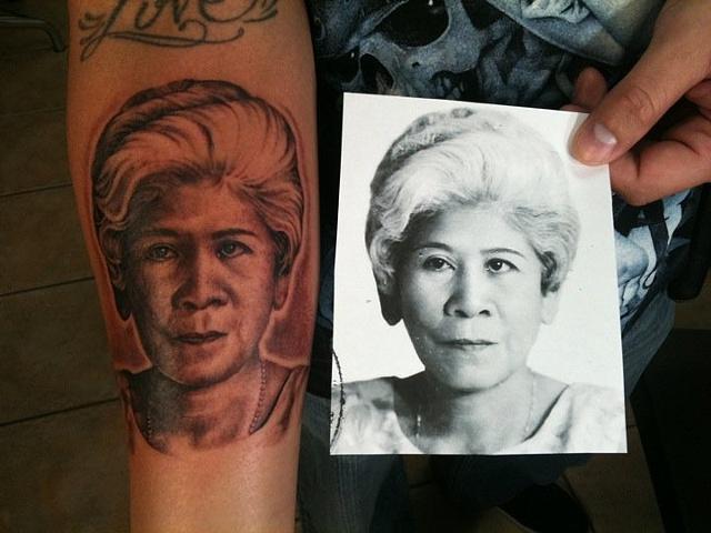 Donny's grandma