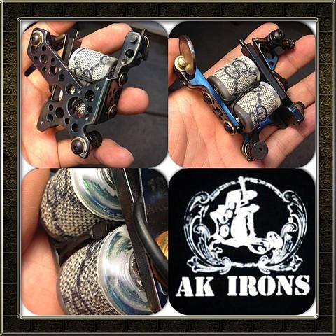 Custom Ak frame light weight color packer $300 (SOLD)