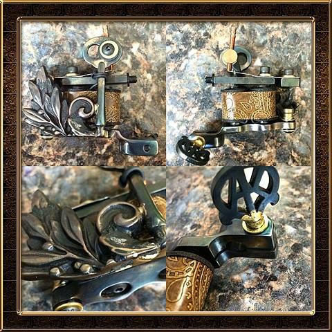 filigree key shortie liner (SOLD)