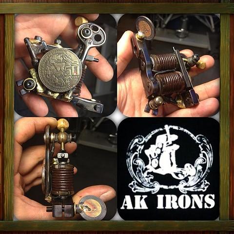 key/coin liner (SOLD)