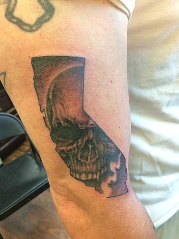 California skull