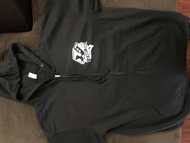 Ak hoodie