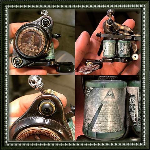 Free mason liner (SOLD)