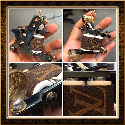 Ak original frame color machine $250