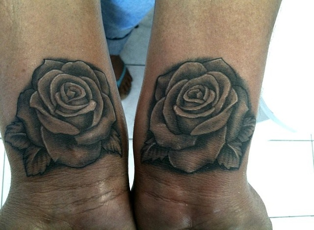 Double Roses