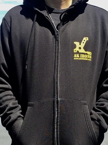 Ak hoodie front