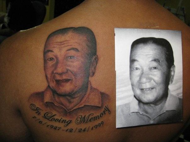 Someone's grandpa