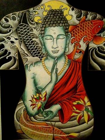Buddha Kois
