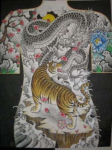 Dragon/Tiger