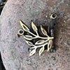 Leafy liner (sold)