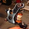 Custom Wooden coil liner $300