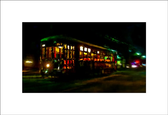 Midnight Streetcar - 09010