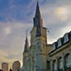 Late Afternoon at Jackson Square