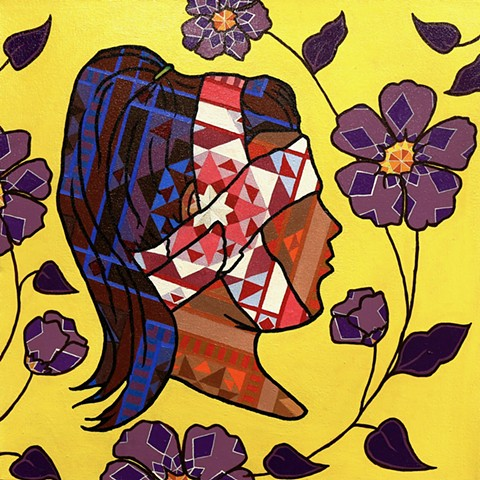 Girl of Halab (SOLD)
