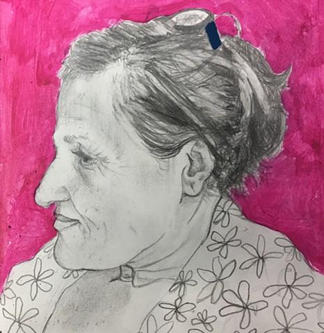 Lucine Kasir (Mother)